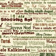 Merry Christmas in lots of Languages