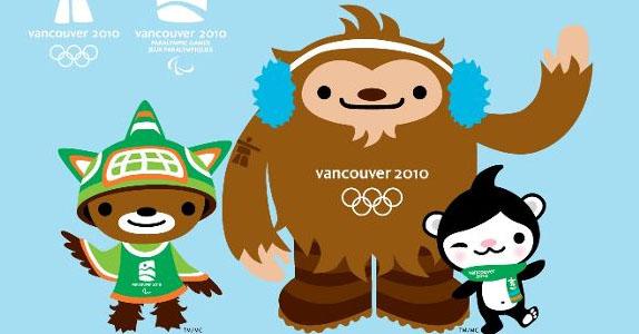 Olympics Mascott