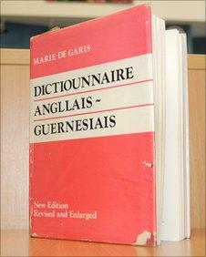 Marie De Garis' dictionary