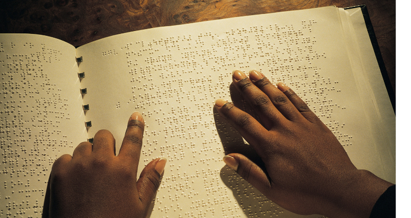 An Interesting Braille Project