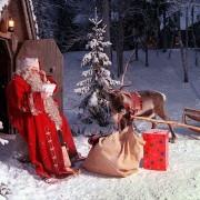 Santa Claus in 15 Different Languages