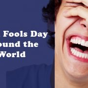 April fools day around the world