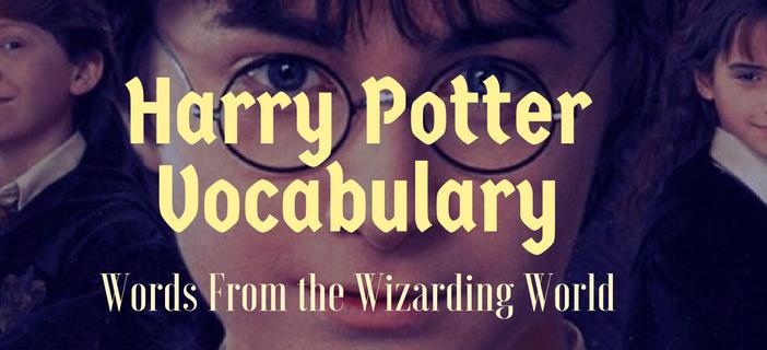 harry-potter-vocabulary