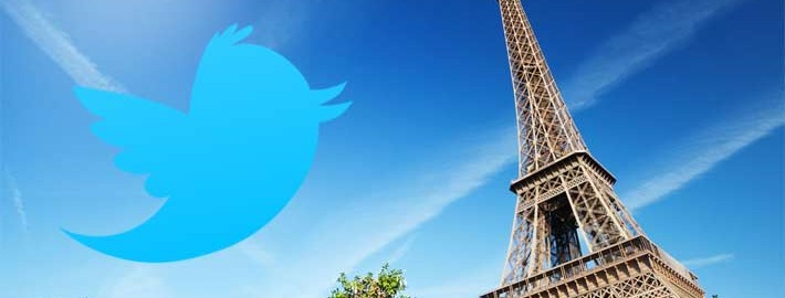 twitter changes French language