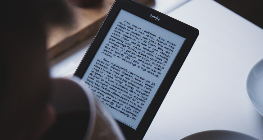 Kindle Paperwhite Now Speaks Japanese