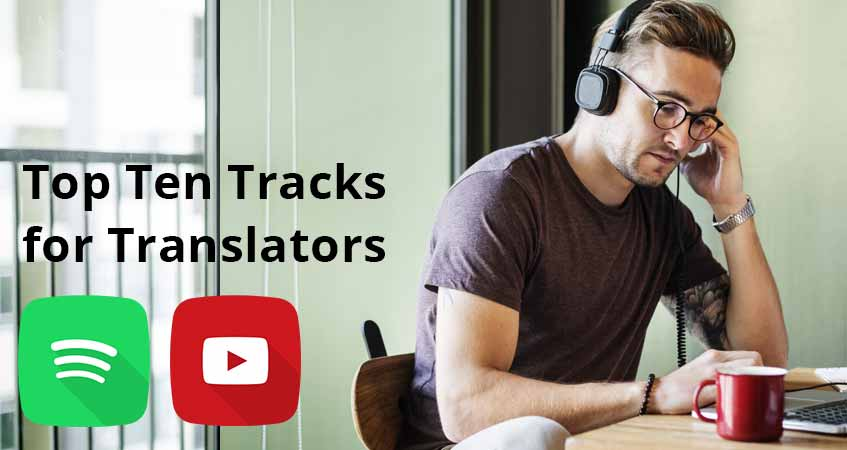 top ten tracks for translators