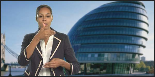 Sign Language Services from K International