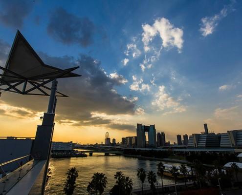 The Odaiba Skyline