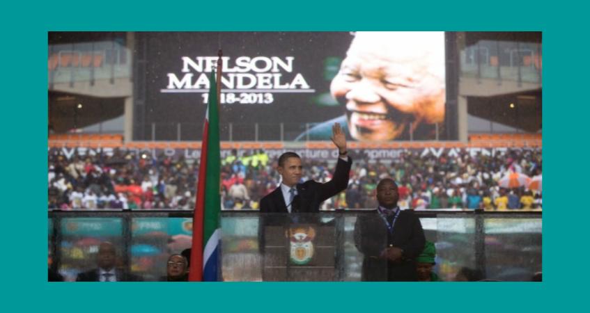 Sign Language Interpreter Fiasco at Mandela's Memorial Service