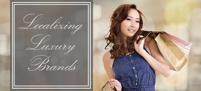 Translating for luxury brands