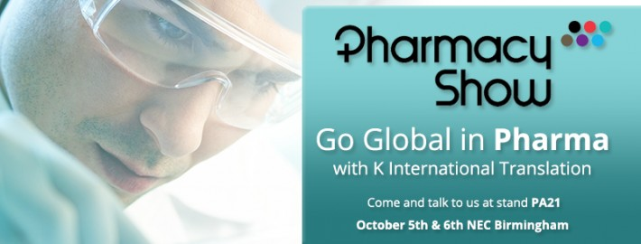 Translation at the Pharmacy Show