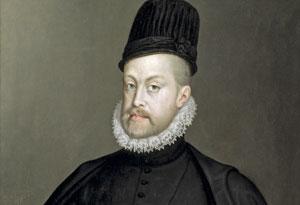 Phillip-II-of-spain