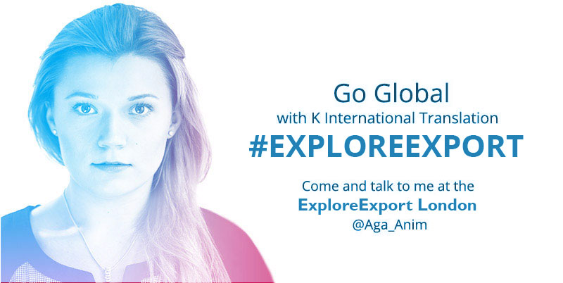 Meet Aga at Explore Export