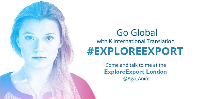 Meet Aga at Explore Export