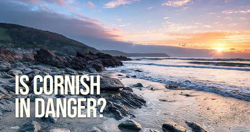 Is Cornish in Danger?