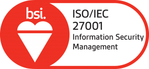 K International BSI Assurance Mark ISO-27001