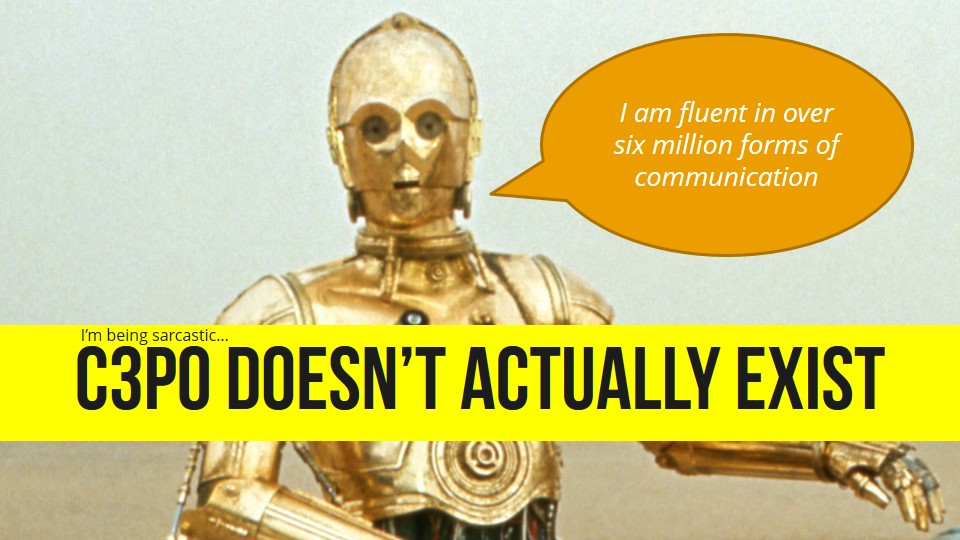 C3PO is not my translation manager