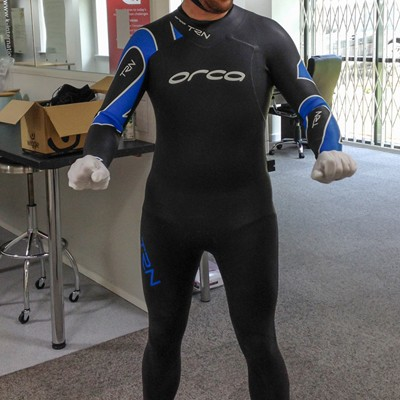 Wetsuit to work Day