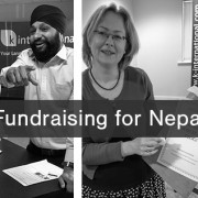 Fundraising for Nepal