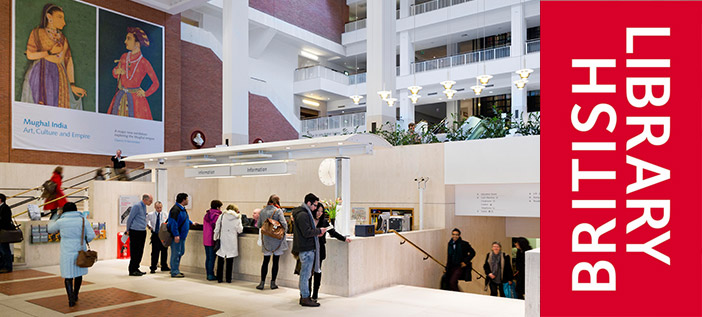 K International and the British Library