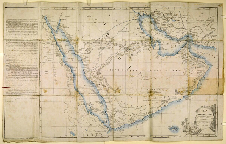 The record is made up of 1 map. It was created in 1 Mar 1856. It was written in English. The original is part of the British Library: India Office Records and Private Papers.