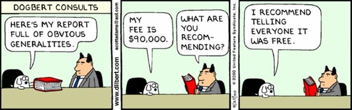 Dogbert consultants
