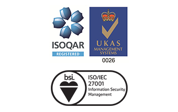 BSI ISOQAR accredited service
