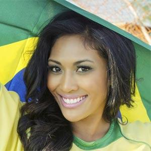 Portuguese is spoken in Brazil