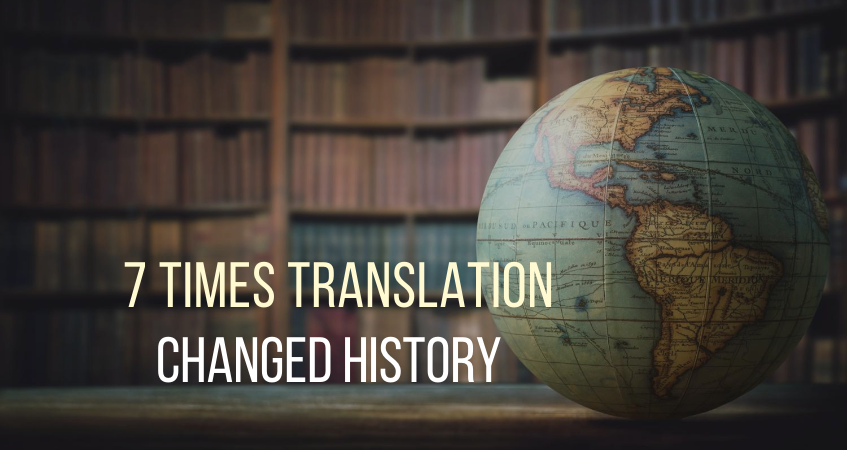 translation in history