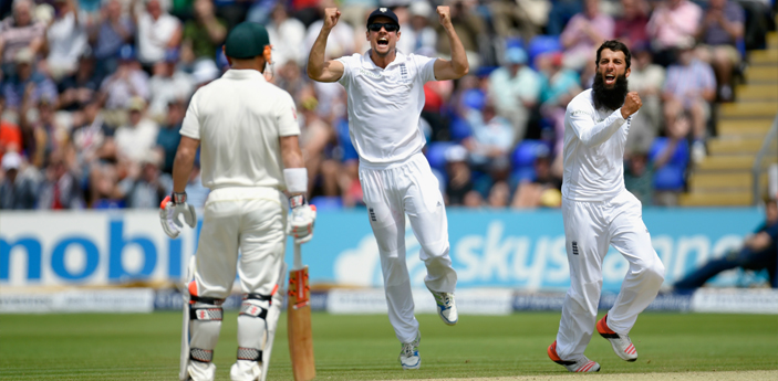 England Australia Rivalry