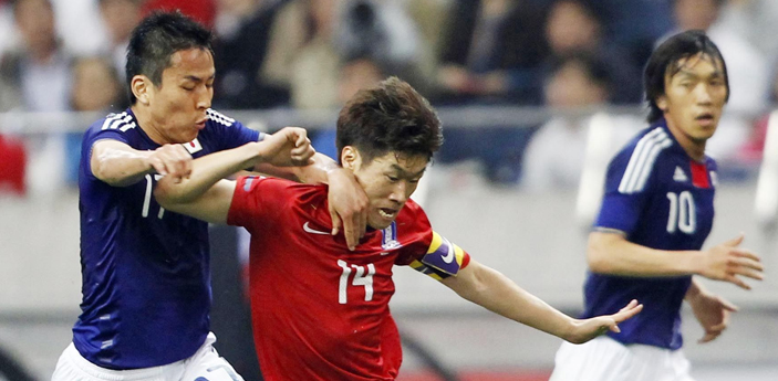Japan South Korea Rivalry