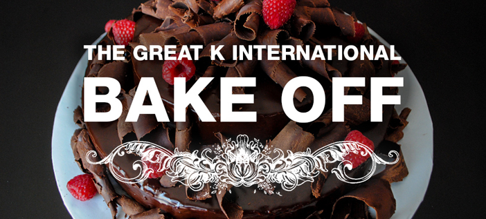 The Great K International Bake Off