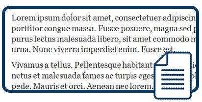 Language blog lorem ipsum
