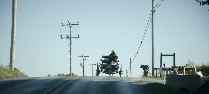 Amish-on the road