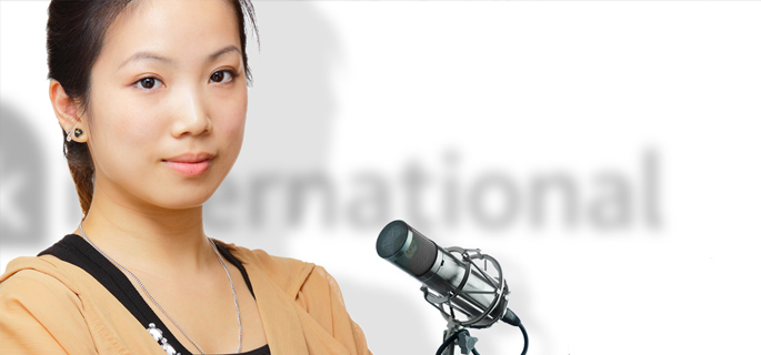 Multilingual Voice-Overs