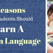 Study foreign languages