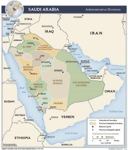Arabia_Saudi_political