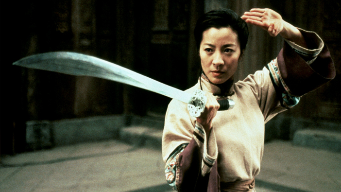Michelle Yeoh: Crouching Tiger, Hidden Dragon