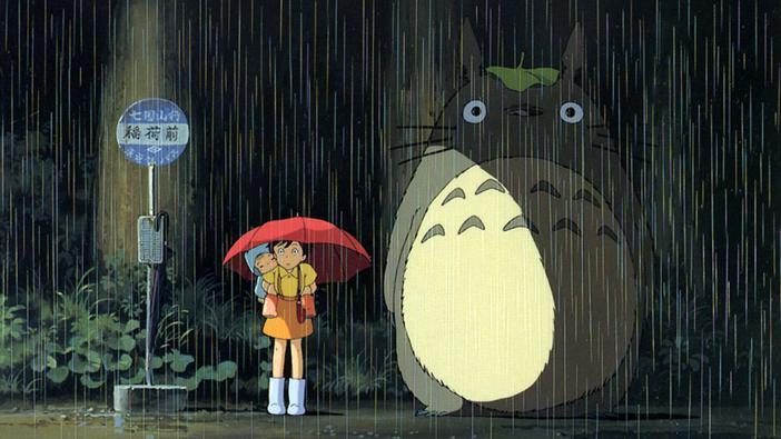 Studio Ghibli: Totoro