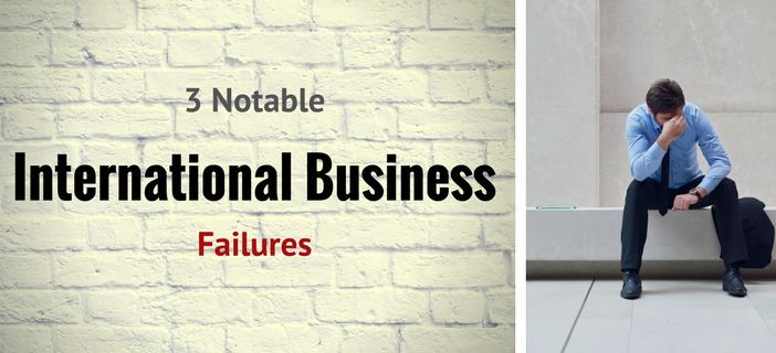 international business failures