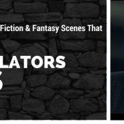 scififantasy scenes