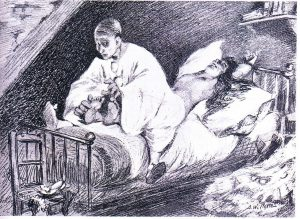 adolphe_willette_-_pierrot_tickles_columbine_to_death