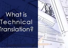 what is technical translation