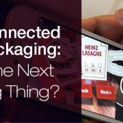 Translating connected packaging