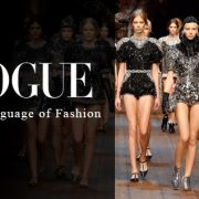 vogue the language of fashion
