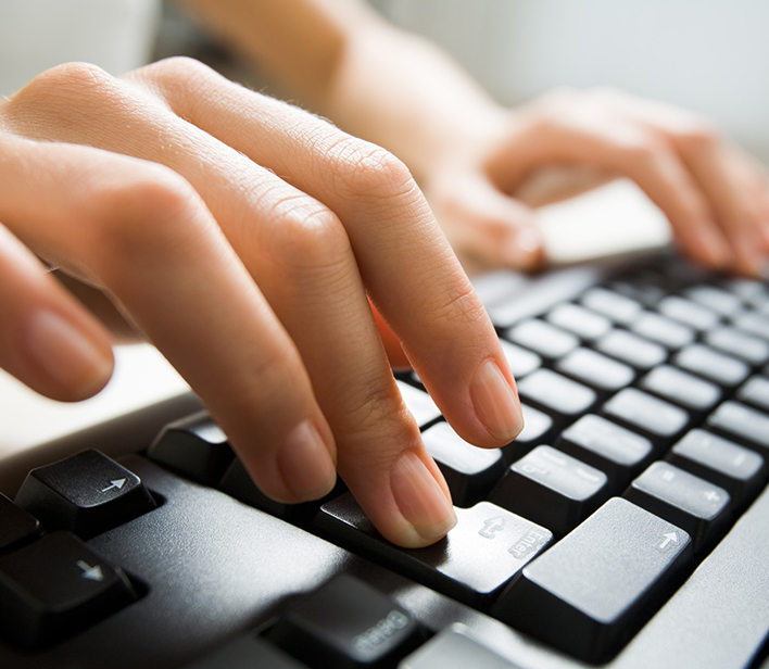 security cleared transcription provider