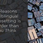 multilingual-typesetting