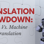 human translation vs machine translation