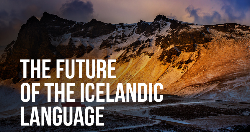 The Future of the Icelandic Language