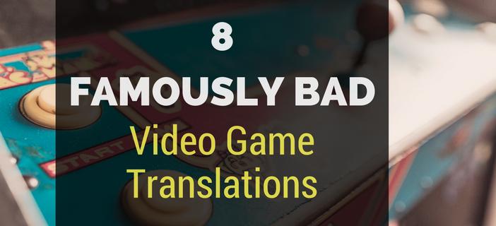 bad video game translations